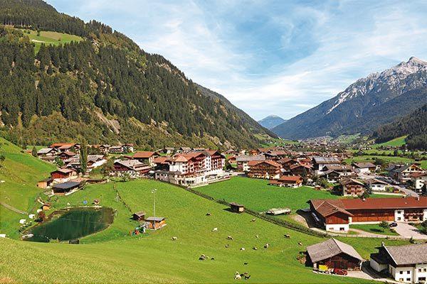 1.300 mq di wellness nella Valle dello Stubai