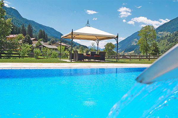 Wellness in Val Passiria