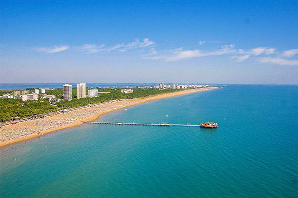 Residence direttamente sulla spiaggia