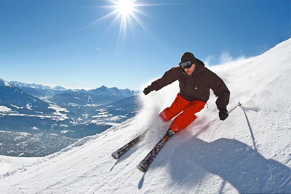 Sciare sul Patscherkofel
