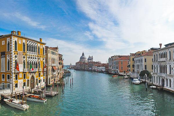Ideale per visitare Venezia