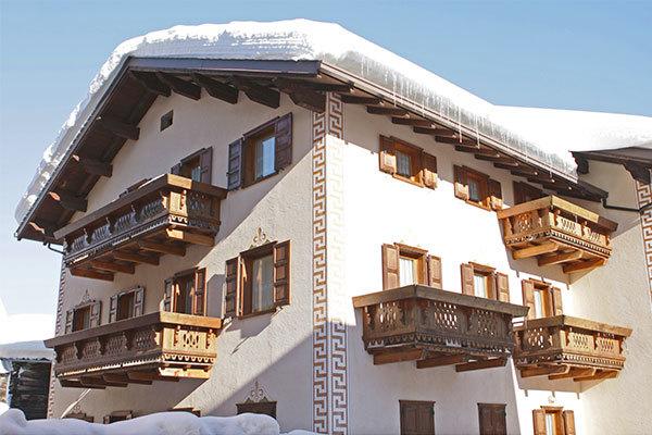 Confortevoli appartamenti nell'incanto dell'Alta Valtellina