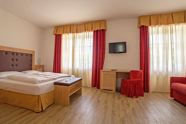 Wellness hotel 3*S in Val di Fassa