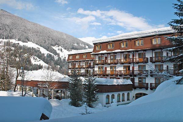 All Inclusive light in family hotel in Alta Pusteria