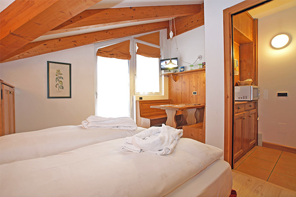 Residence nel cuore delle Dolomiti