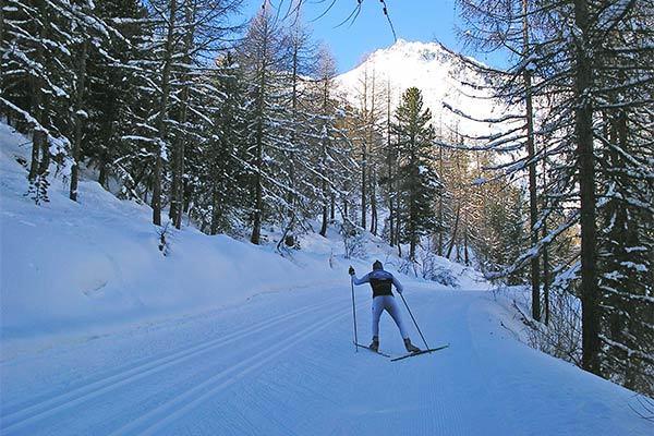 Natura e sport in Val Venosta