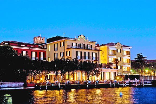 Benessere chic in riva al Lago di Garda