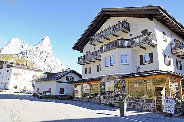 Divertimento assicurato sulle vicine piste da sci