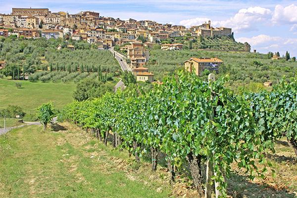 Una delle localita' termali piu' famose d'Italia
