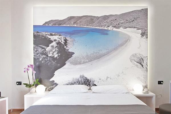 Vicino a una delle spiagge più belle dell'Elba