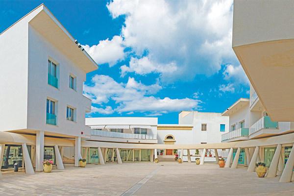 Residence di nuova costruzione a 200 metri dal mare