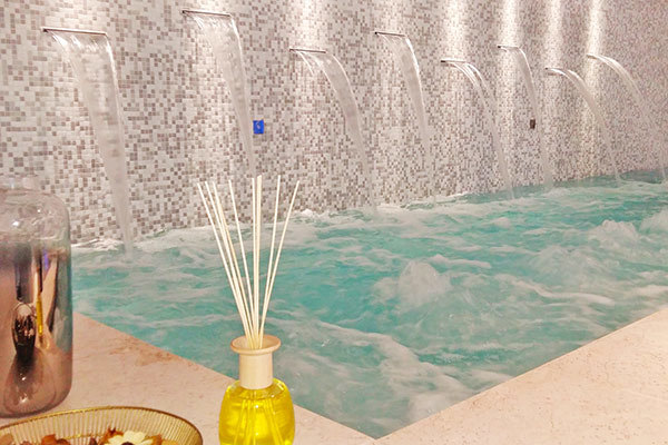 Elegante 4* con area wellness