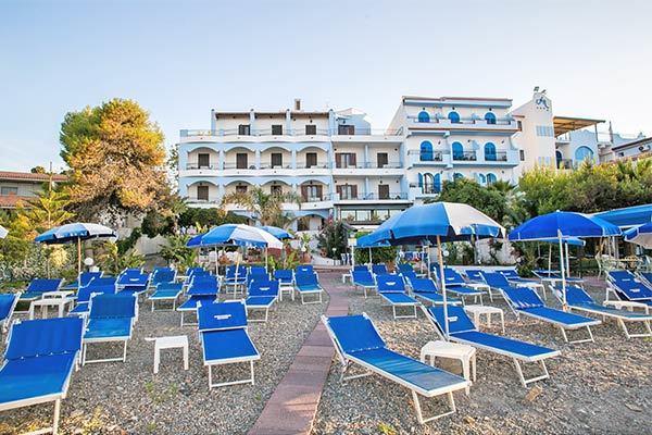 Miglior prezzo hotel kalos giardini naxos sicilia 8 8 2
