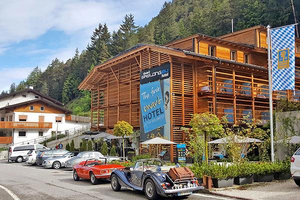 Vacanza attiva in Val Gardena