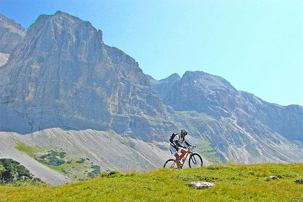 Vacanza sportiva in Val di Sole