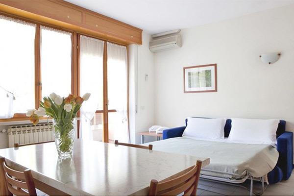 Moderno Residence 4*, fino a 6 posti letto
