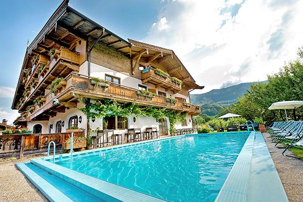 A gestione familiare nel cuore del Tirolo