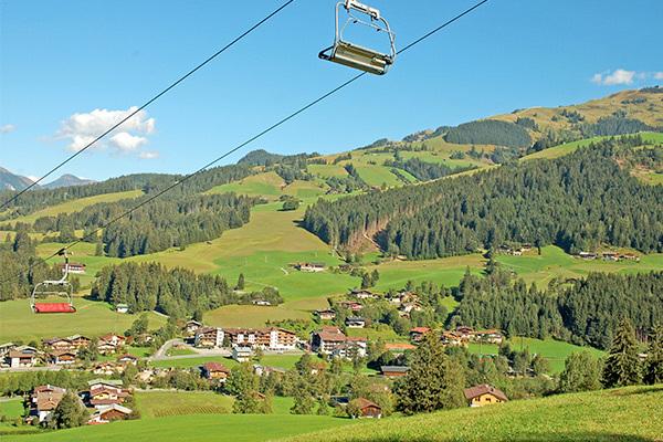 3* in posizione tranquilla a Kirchberg in Tirolo