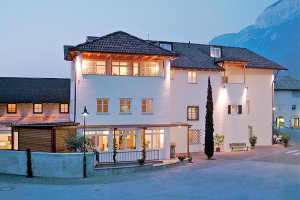 Sport e natura a Cortina sulla Strada del Vino