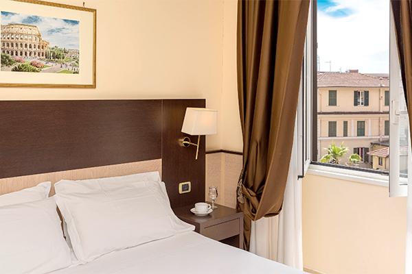 Rinomato Hotel 3* nel cuore della capitale
