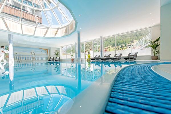 Sport e benessere nel cuore delle Alpi Ötztal