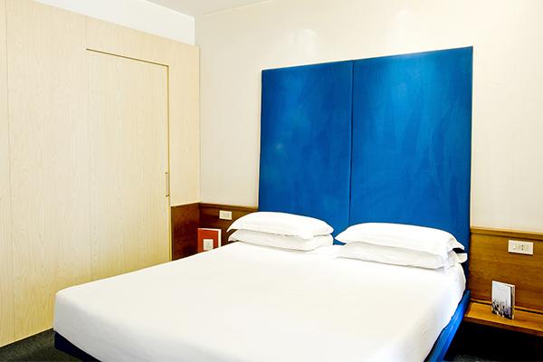 Lussuoso design Hotel 4* a Trastevere