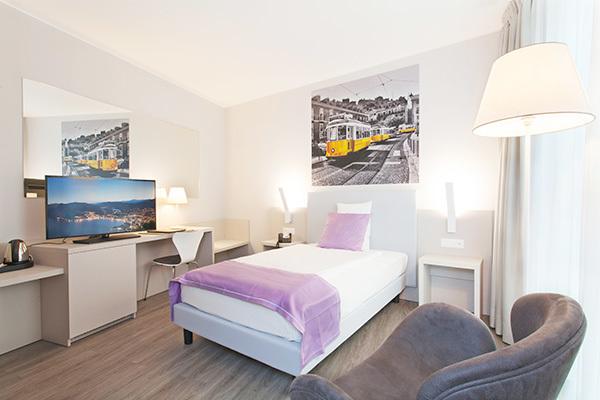 Moderno City Hotel 4* a Lugano