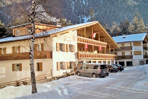 Weekend in Val Pusteria