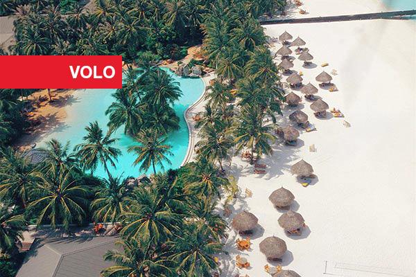 Relax sotto il sole maldiviano