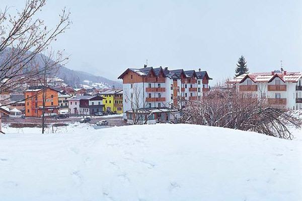Nella cornice delle Dolomiti di Brenta
