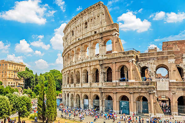 Moderno 4* nel cuore di Roma