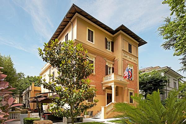 Accoglienza, stile e benessere in centro a Foligno