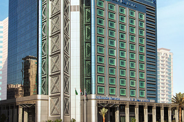 Hotel 5* sul Creek di Dubai