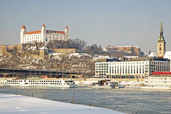 Moderno 4* nella capitale slovacca