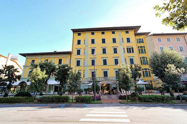 4* nel cuore di Montecatini Terme