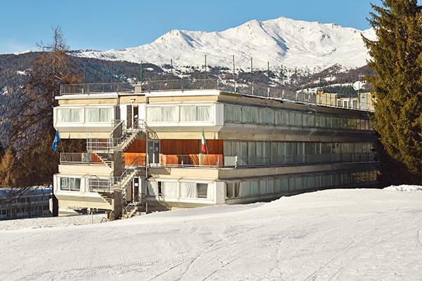 In Val di Sole, a 50 metri dalle piste
