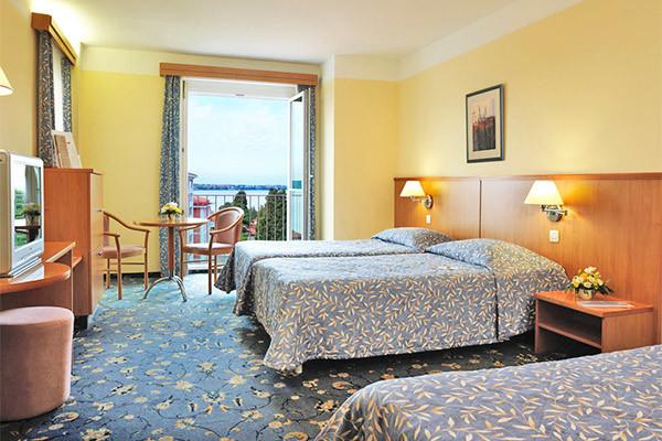 Benessere e relax in Hotel 4*