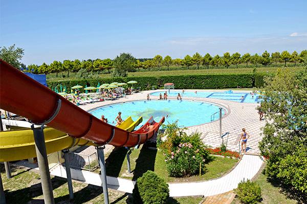 Villaggio 5* sul lungomare Adriatico ideale per famiglie