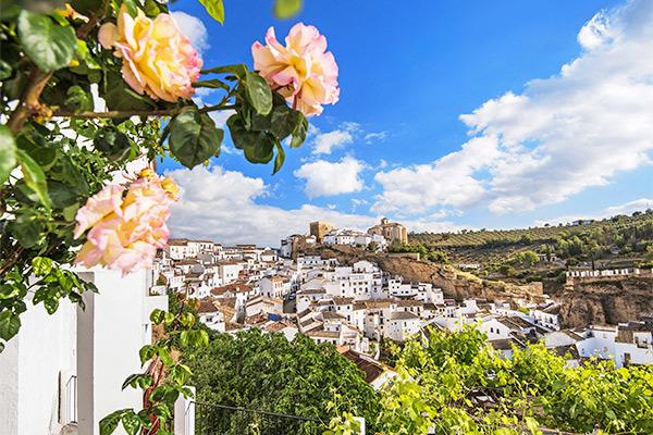 Il fascino dell' Andalusia