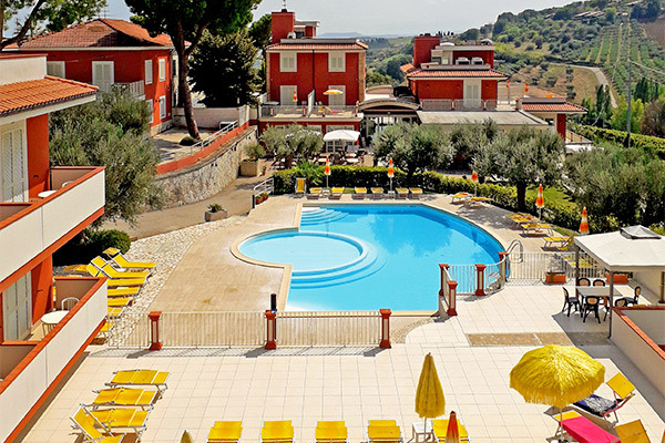 Hotel & Spa Resort vista mare