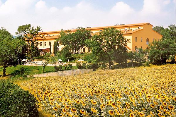 Hotel familiare e informale in Toscana