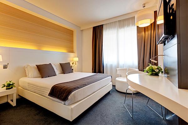 Moderno Hotel a 7 km dal centro di Roma