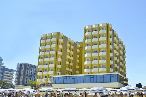 Stile moderno nella Riviera Adriatica