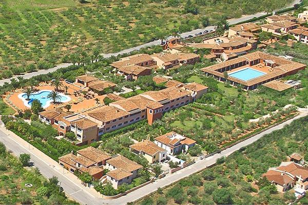 I giardini di cala ginepro resort cala ginepro sardegna - I giardini di cala ginepro ...