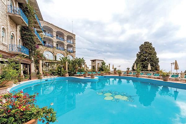 Miglior prezzo Taormina Park Hotel - Taormina - Sicilia - Volo ...