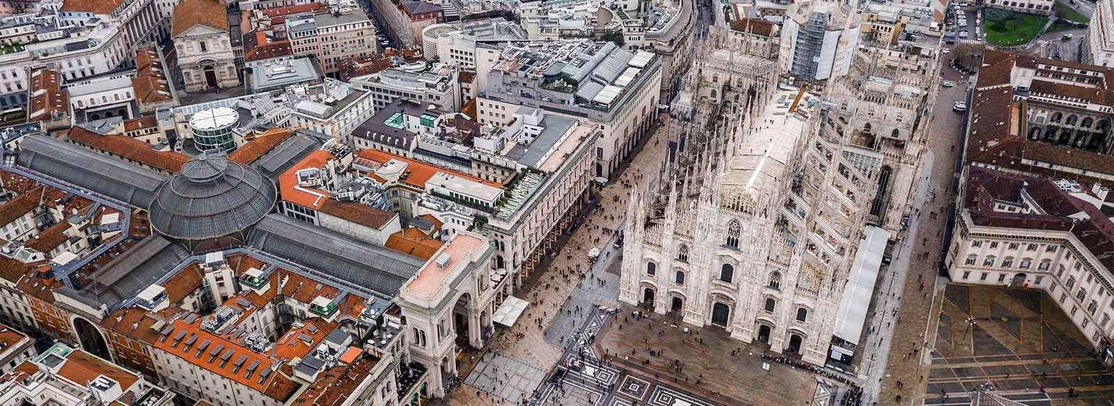 A 9 km dal centro di Milano