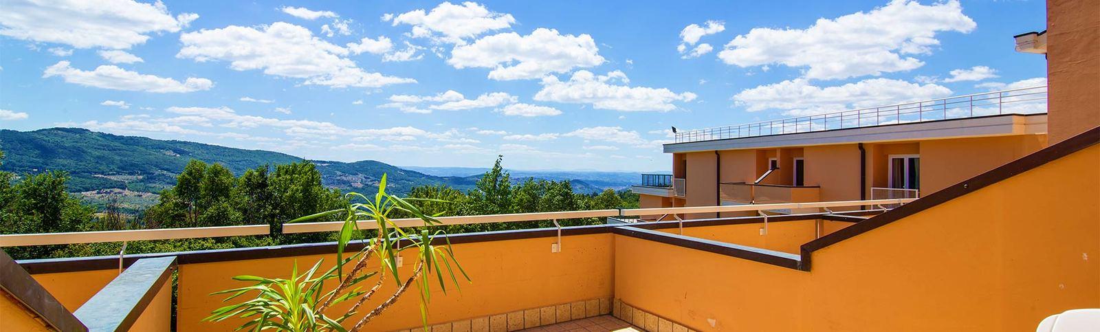 Residence per famiglie, sulle colline di Riotorto