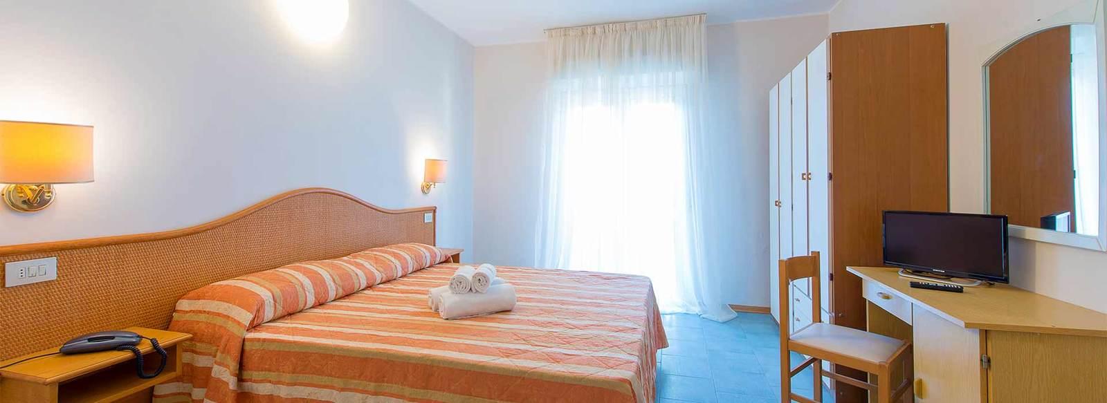 Accogliente Hotel a 200 metri dal mare