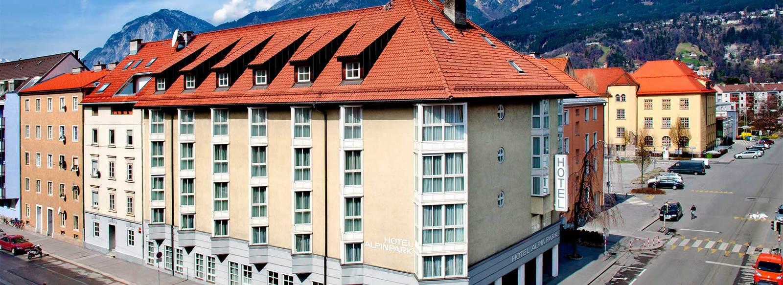 4* in posizione strategica a Innsbruck