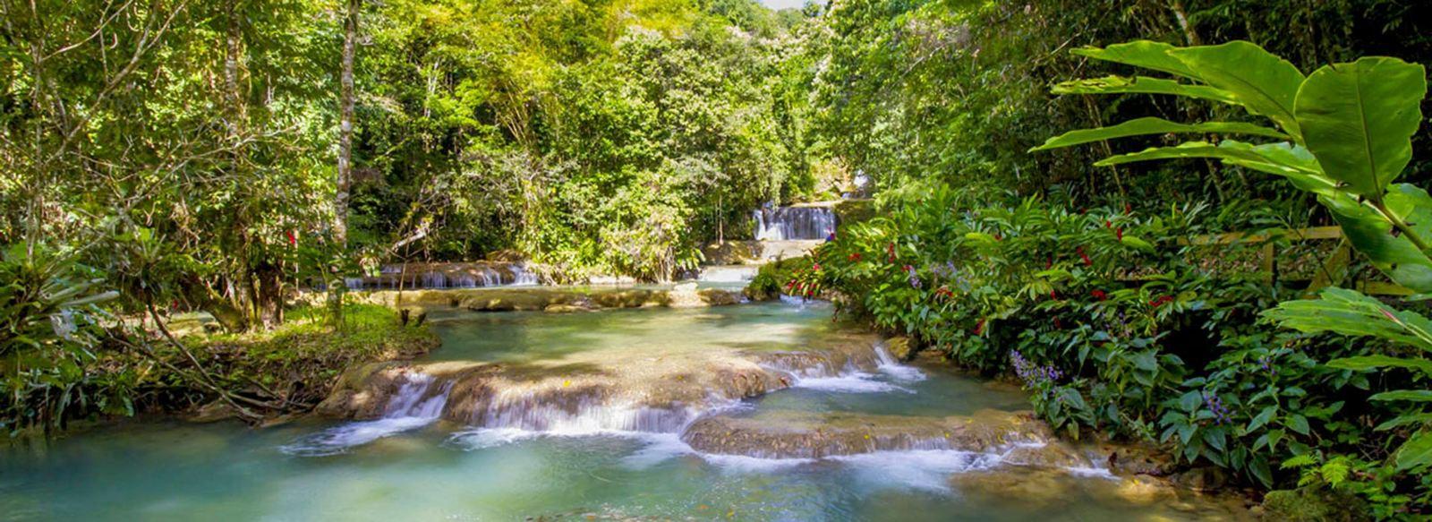 Una delle più famose spiagge della Giamaica